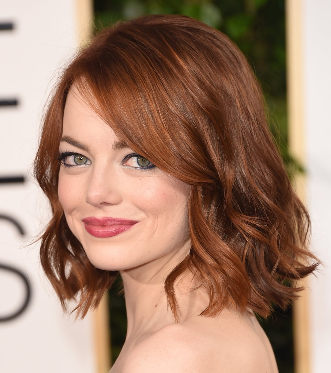 The 59 Best Celebrity Bob & Lob Haircuts - Harper's BAZAAR
