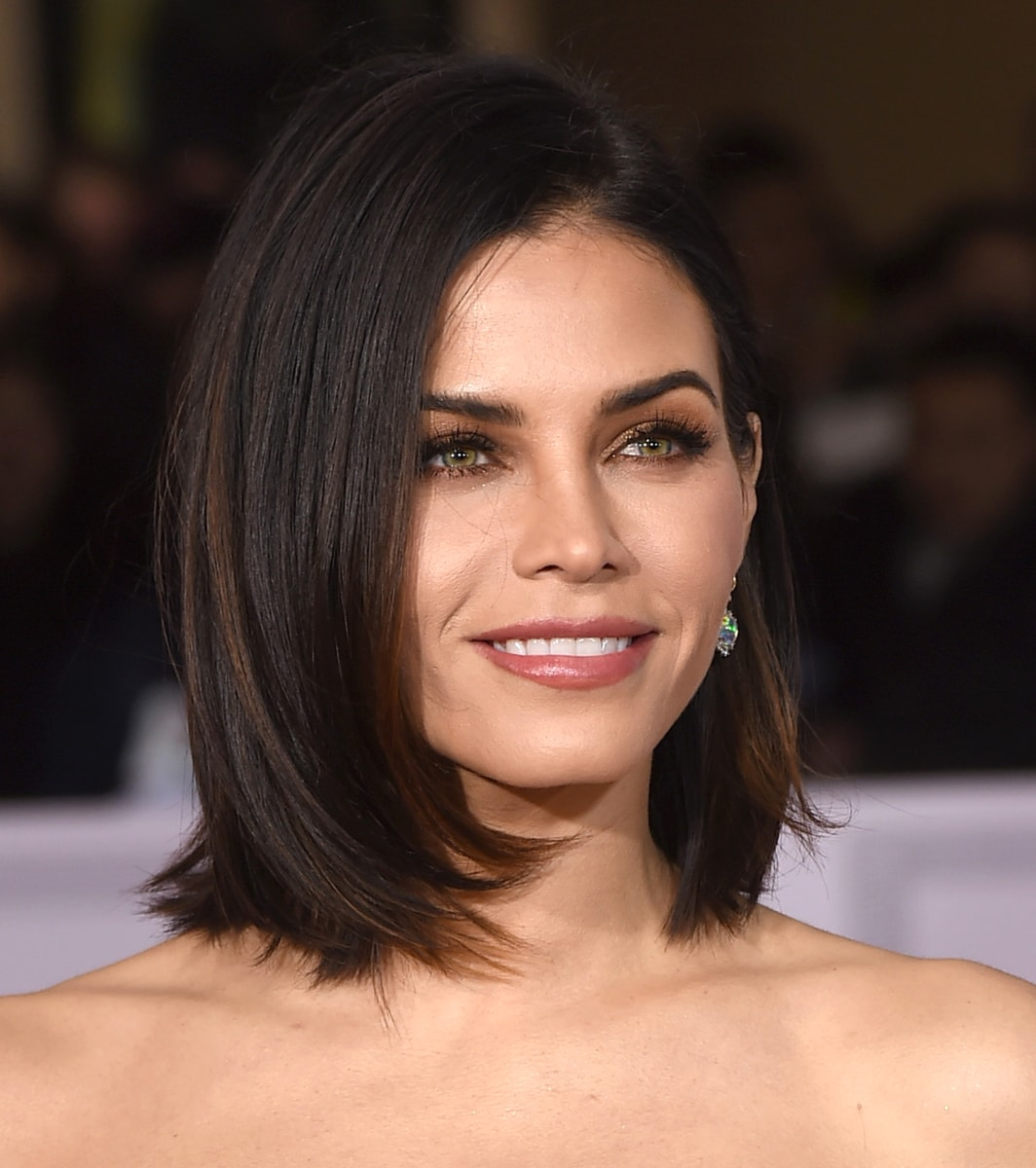 Jenna Dewan Tatum debuts shag haircut with bangs TODAY