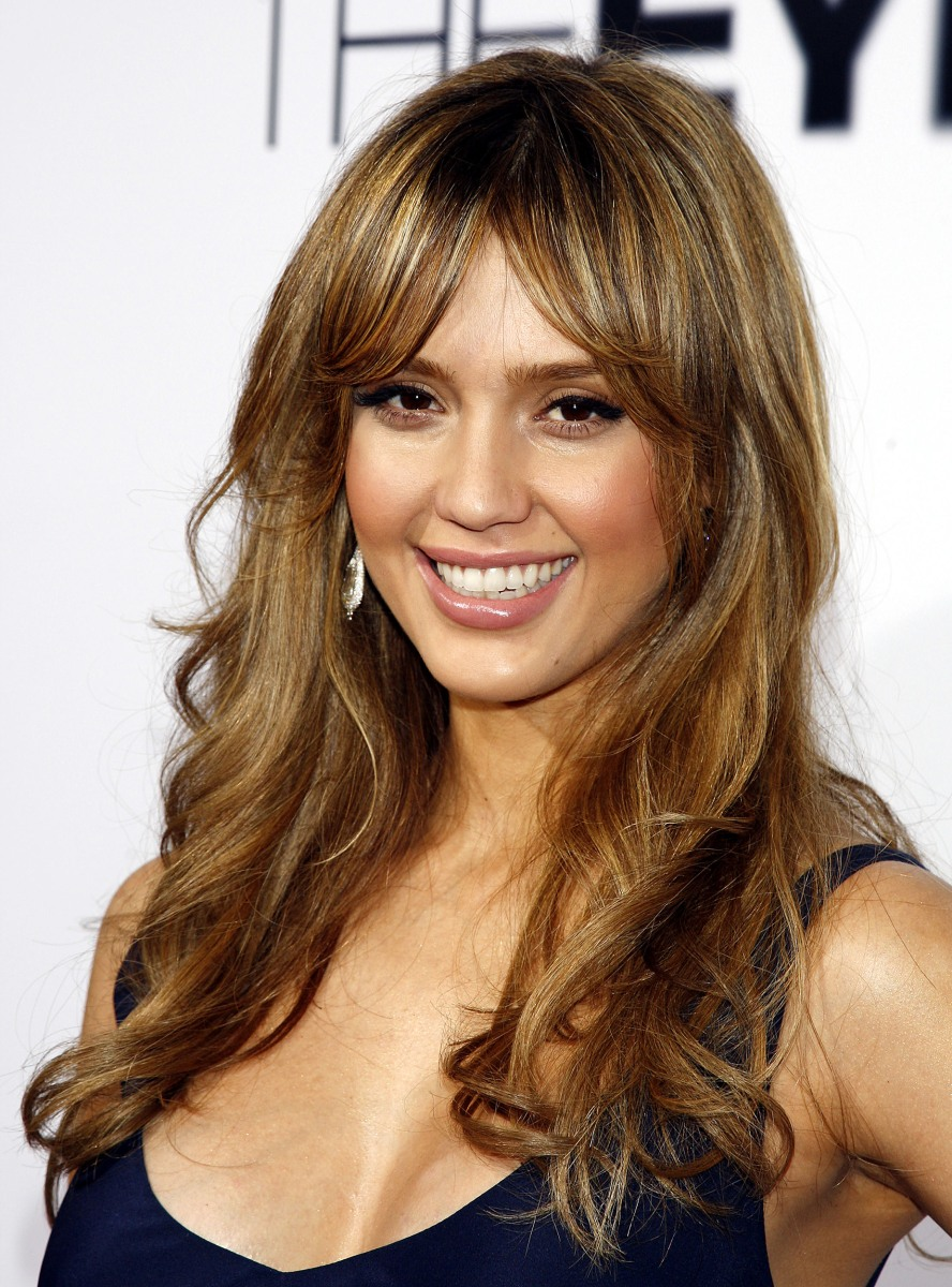 Jessica Alba's hairstyles & hair evolution - TODAY.com Jessica Alba
