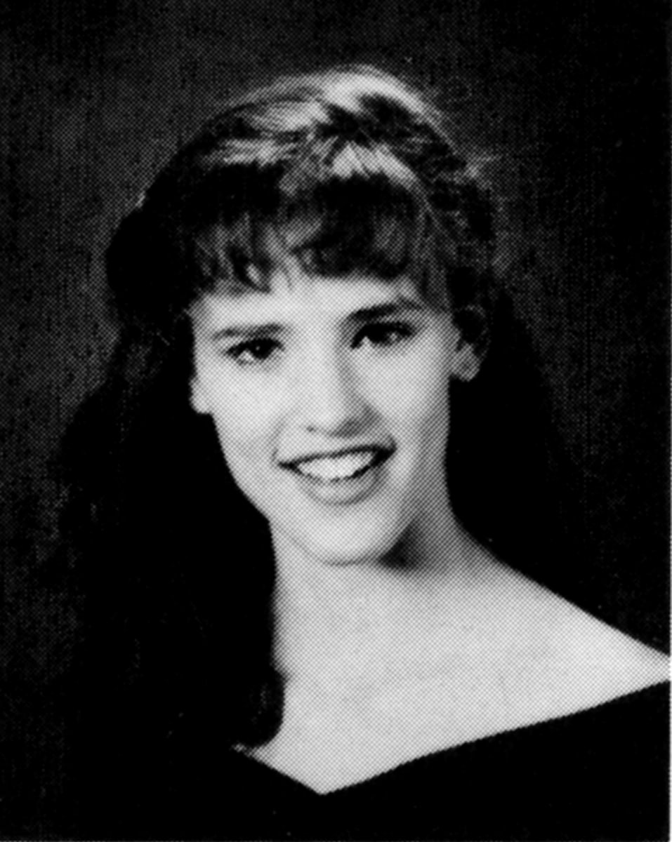 Celebrity yearbook: See what your favorite stars looked ...