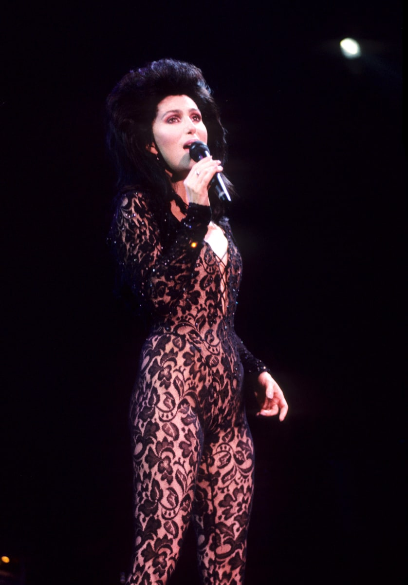 Cher S Style On Her 70th Birthday Take A Look At Her Iconic Fashions Today Com