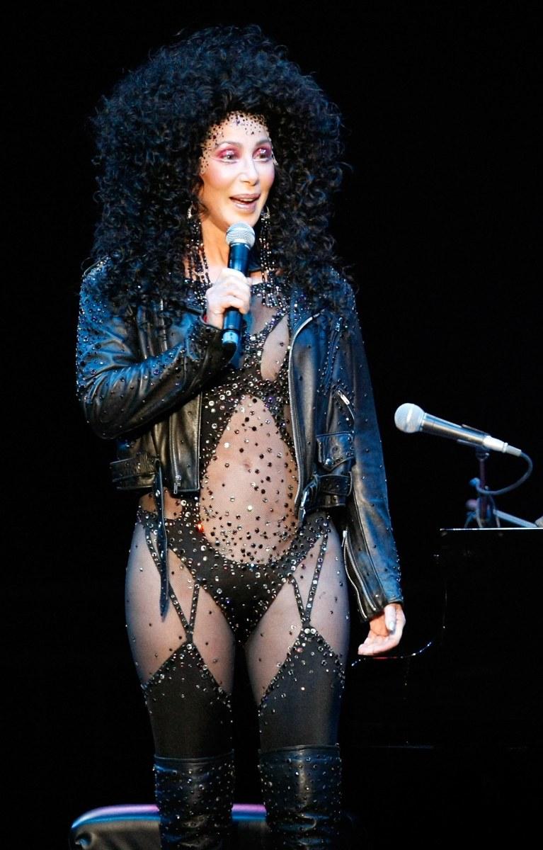 Cher Nude Photos 83