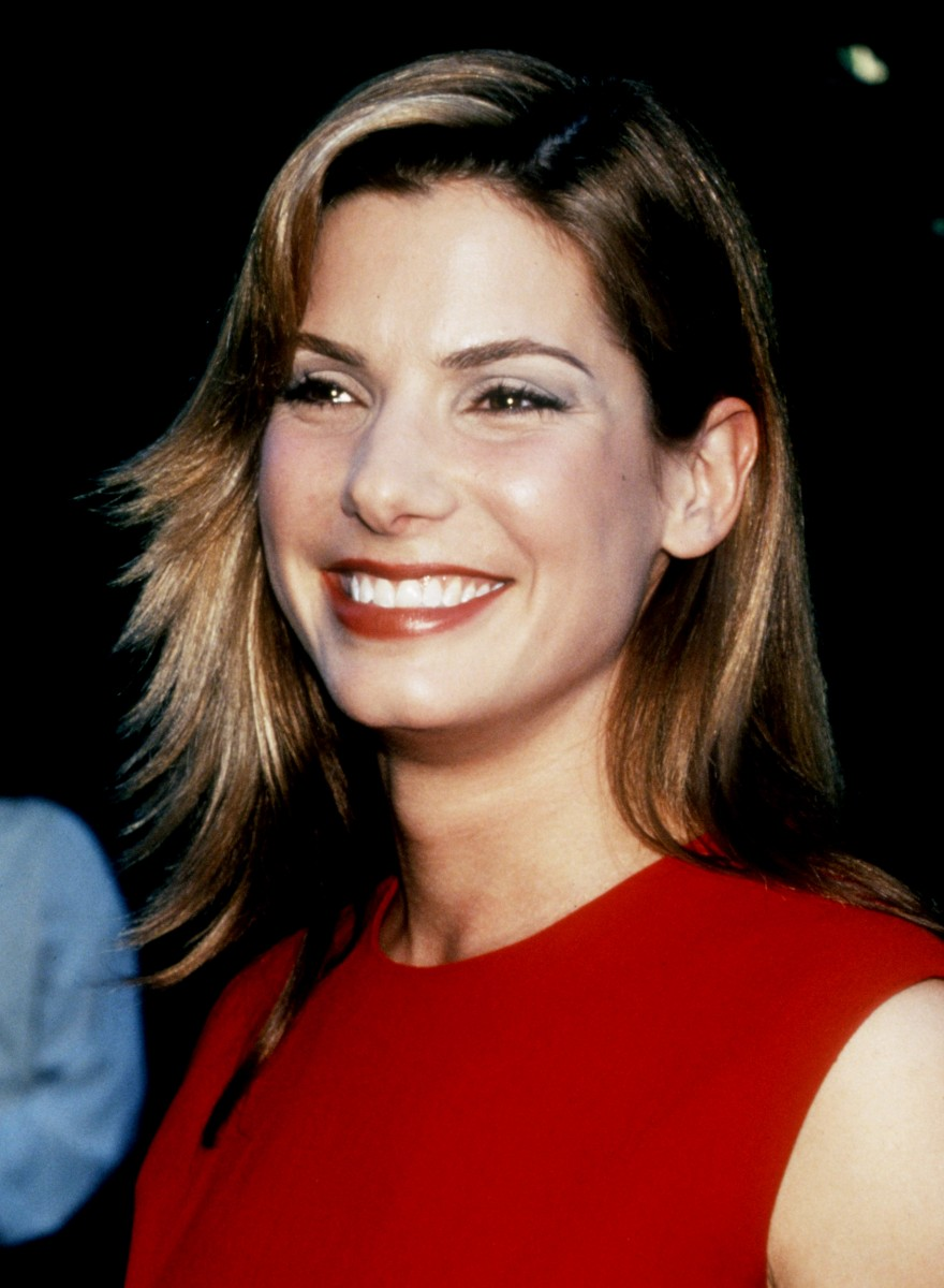 Sandra Bullock's hair evolution - TODAY.com Sandra Bullock