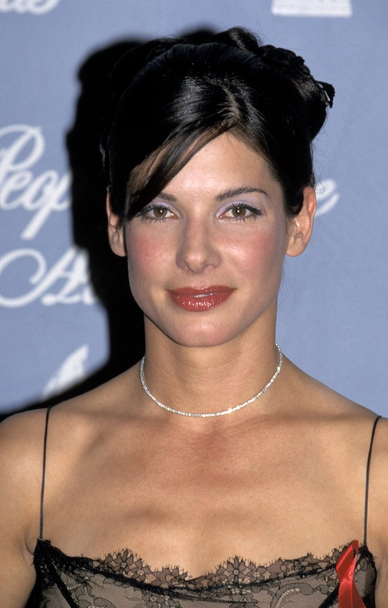 Sandra bullock hair evolution: From 'Speed' to 'Gravity ... Sandra Bullock