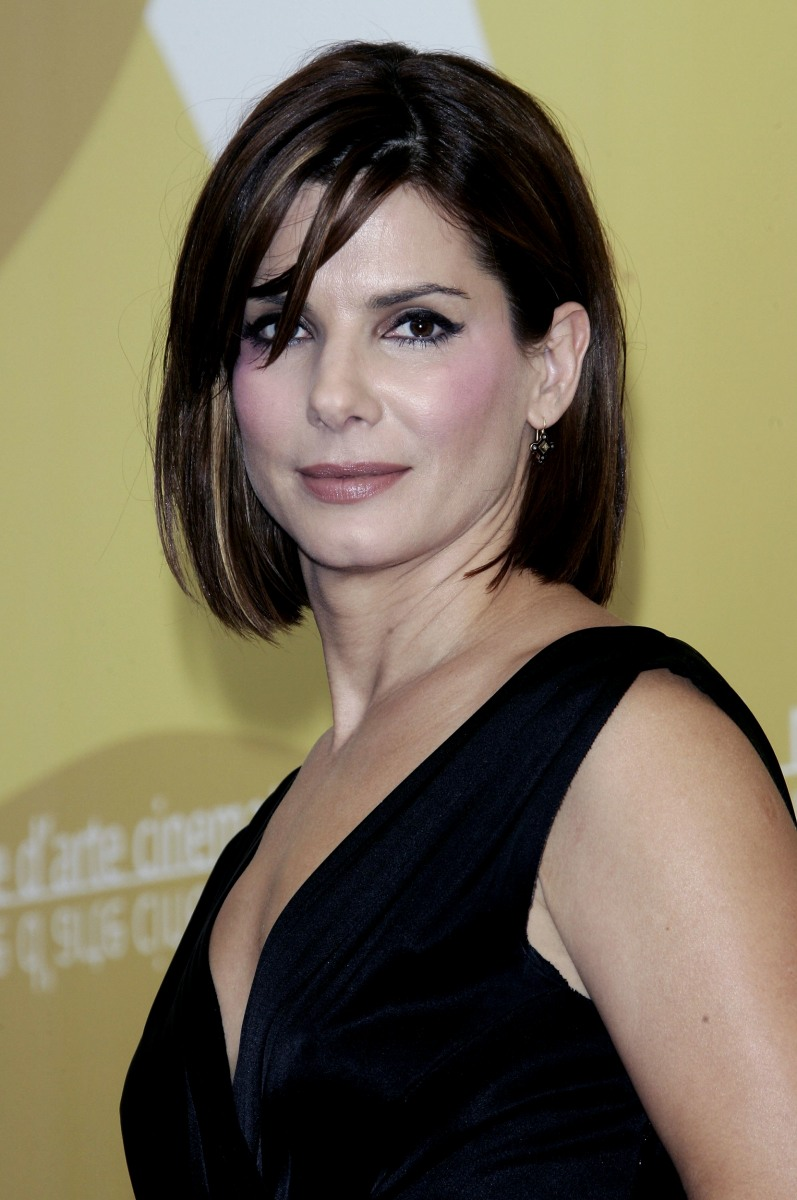 Sandra Bullock S Hair Evolution Today Com