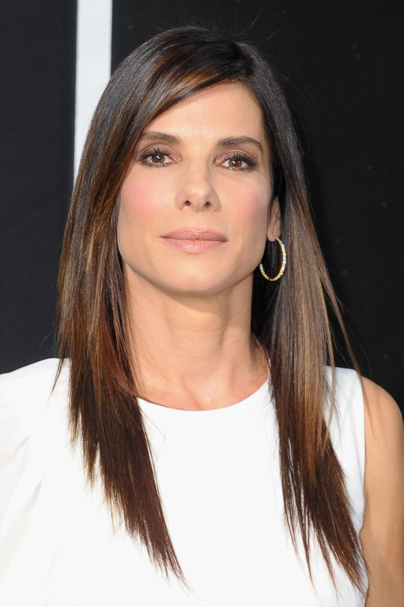 Sandra bullock hair evolution: From 'Speed' to 'Gravity