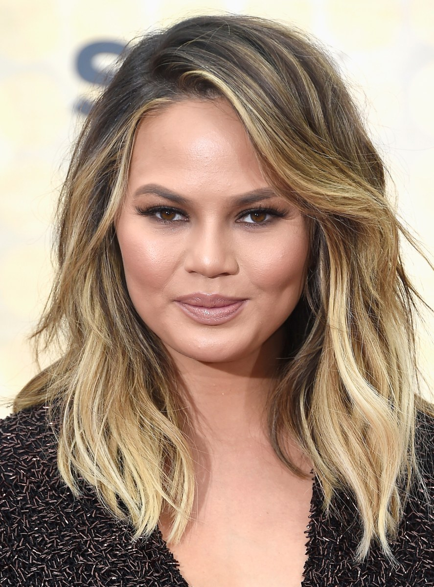 new hair style for round face 28 best hairstyles for faces today 4610 | ss hairstyles round faces chrissy teigen 313362d1ec4684d2e36d49a5b4b9f48e.today ss slide desktop