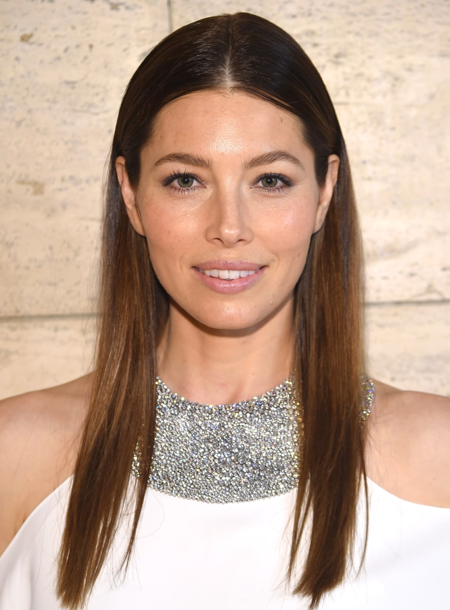Bangs Are Back! Jessica Biel, Katie Holmes Are Rocking The
