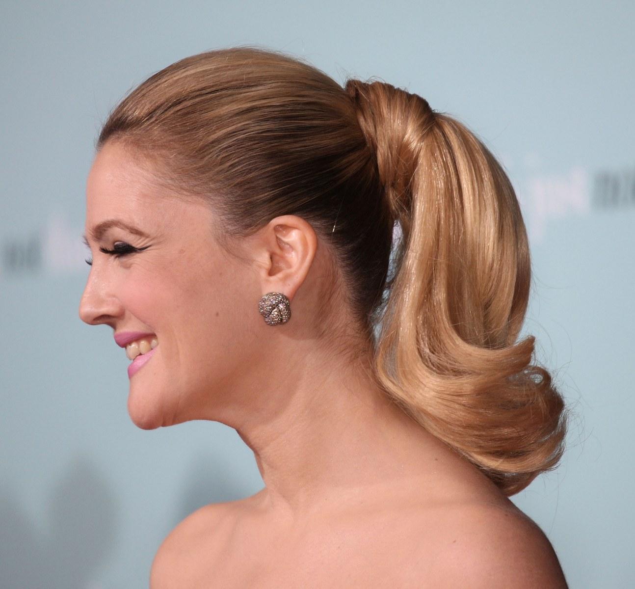 Drew Barrymore's hair evolution  TODAY.com