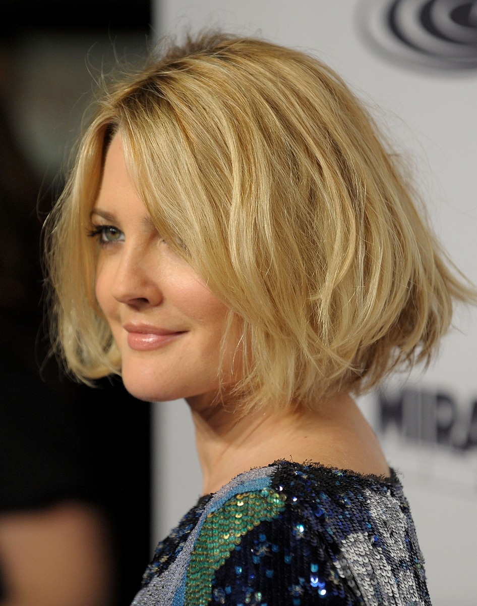 Drew Barrymore S Hair Evolution From E T To Big Shot Hollywood Producer Today Com