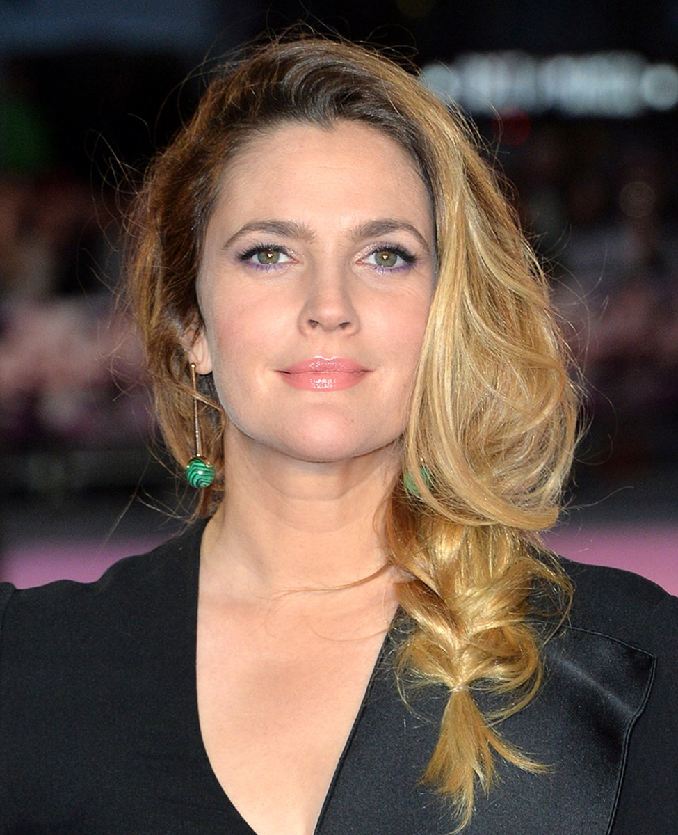 Drew Barrymore's hair evolution - TODAY.com Drew Barrymore