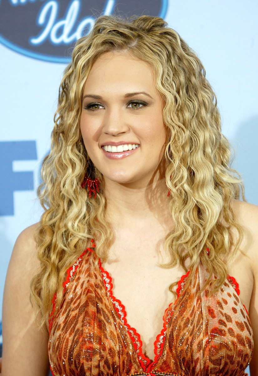 Carrie Underwood S Hair Evolution From American Idol To