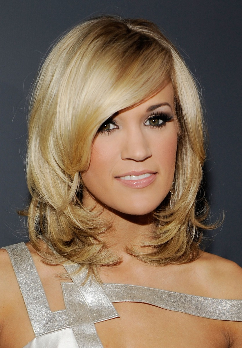 Carrie underwood hairstyles fade haircut carrie underwoods hair evolution today urmus Image collections