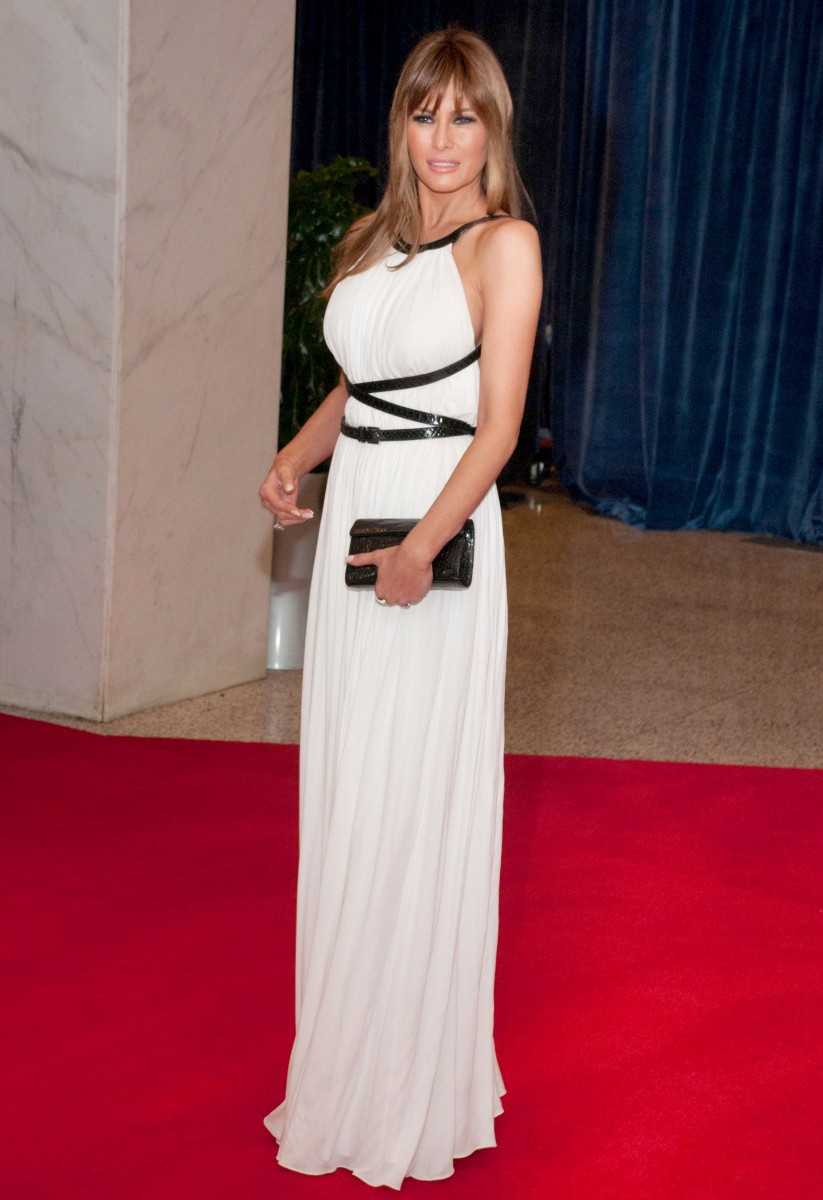 Melania Trump S Fashion Evolution From Model To First