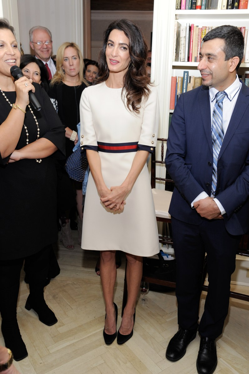 Amal Clooney S Maternity Fashion See Her Best Looks