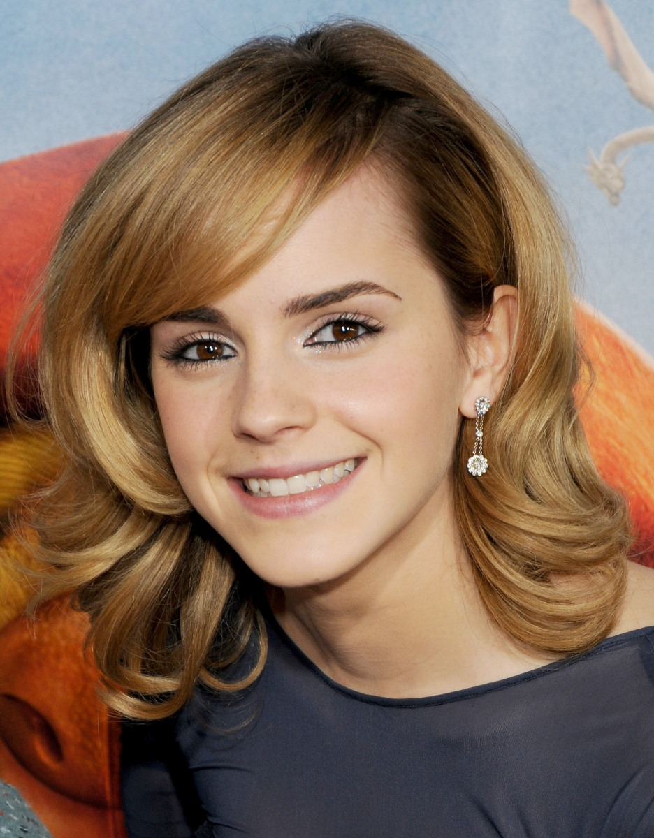 Emma Watson's hair evolution: From 'Harry Potter's ... Emma Watson