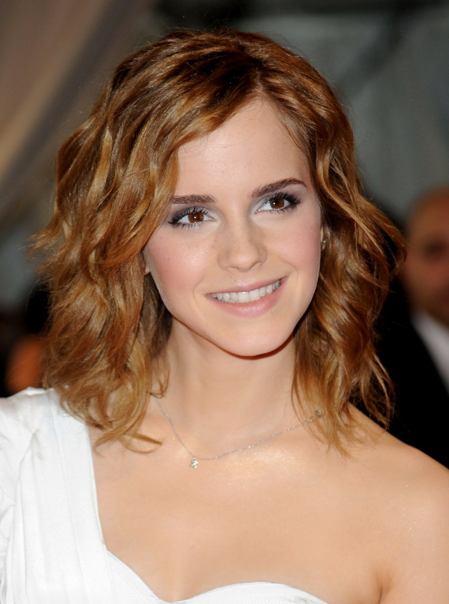 Emma Watson Hair Color Natural