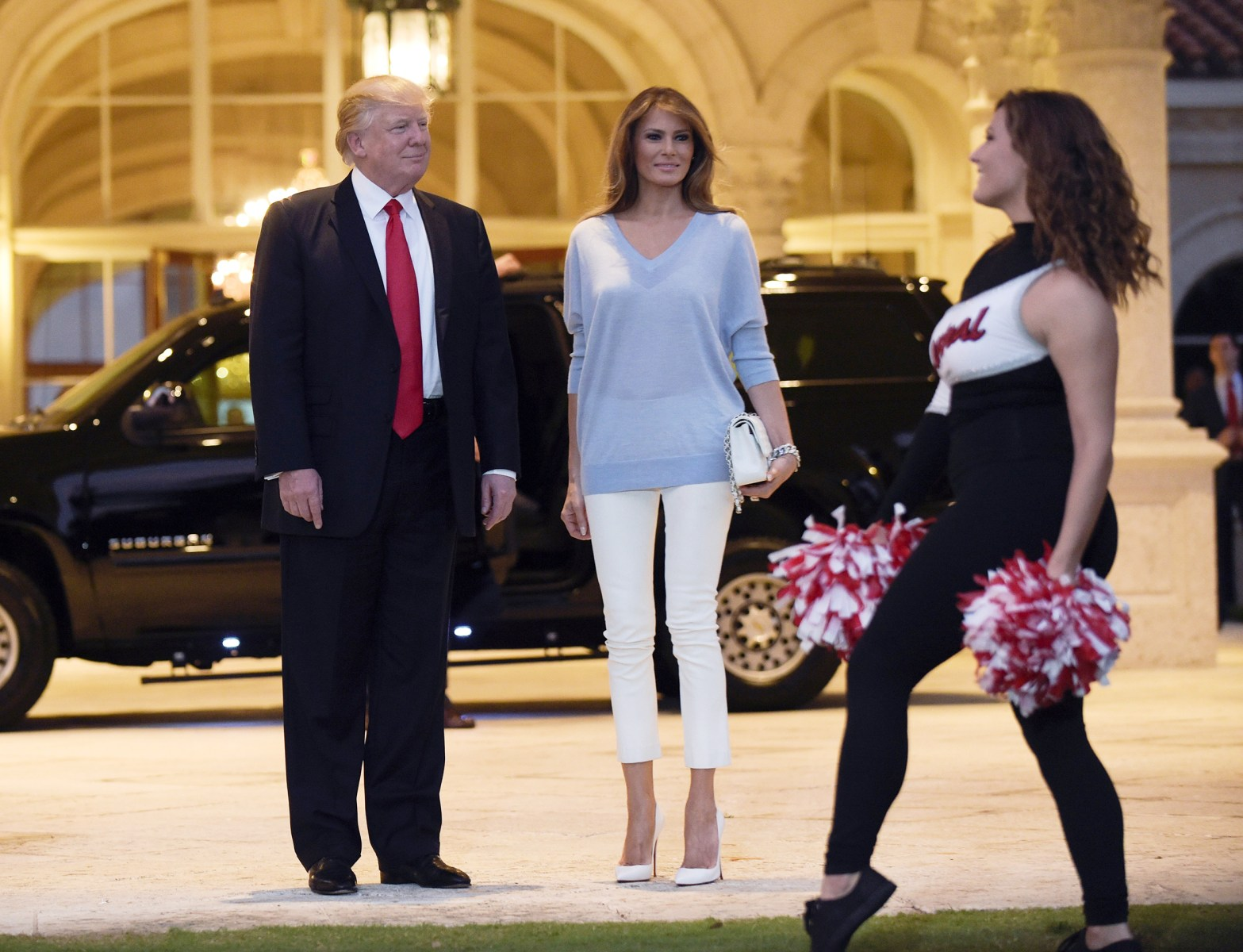 Melania Trump 39 S First Lady Style