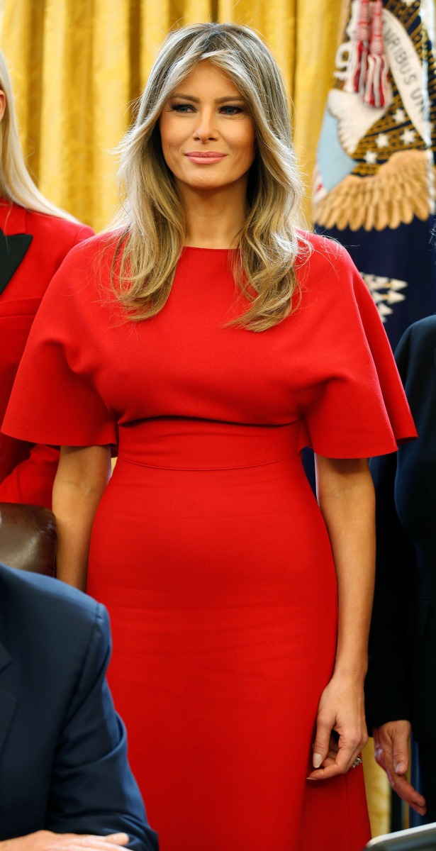 Melania Trump's First Lady Style