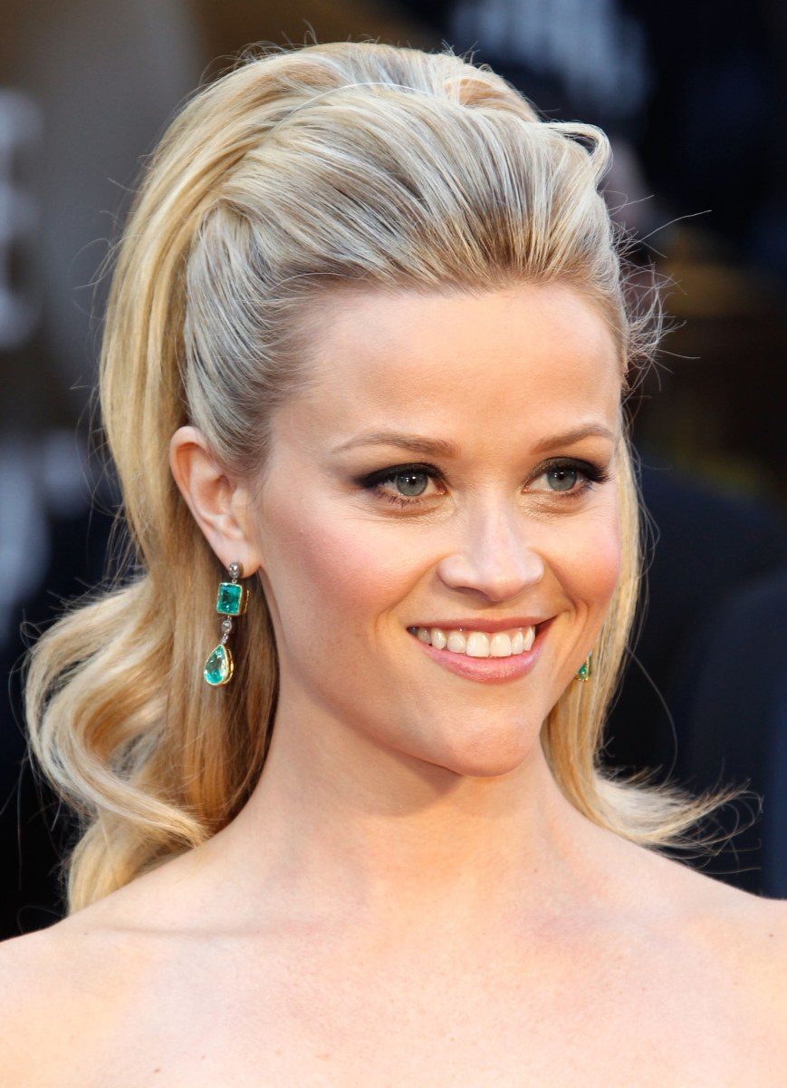 see reese witherspoon's hair evolution - today