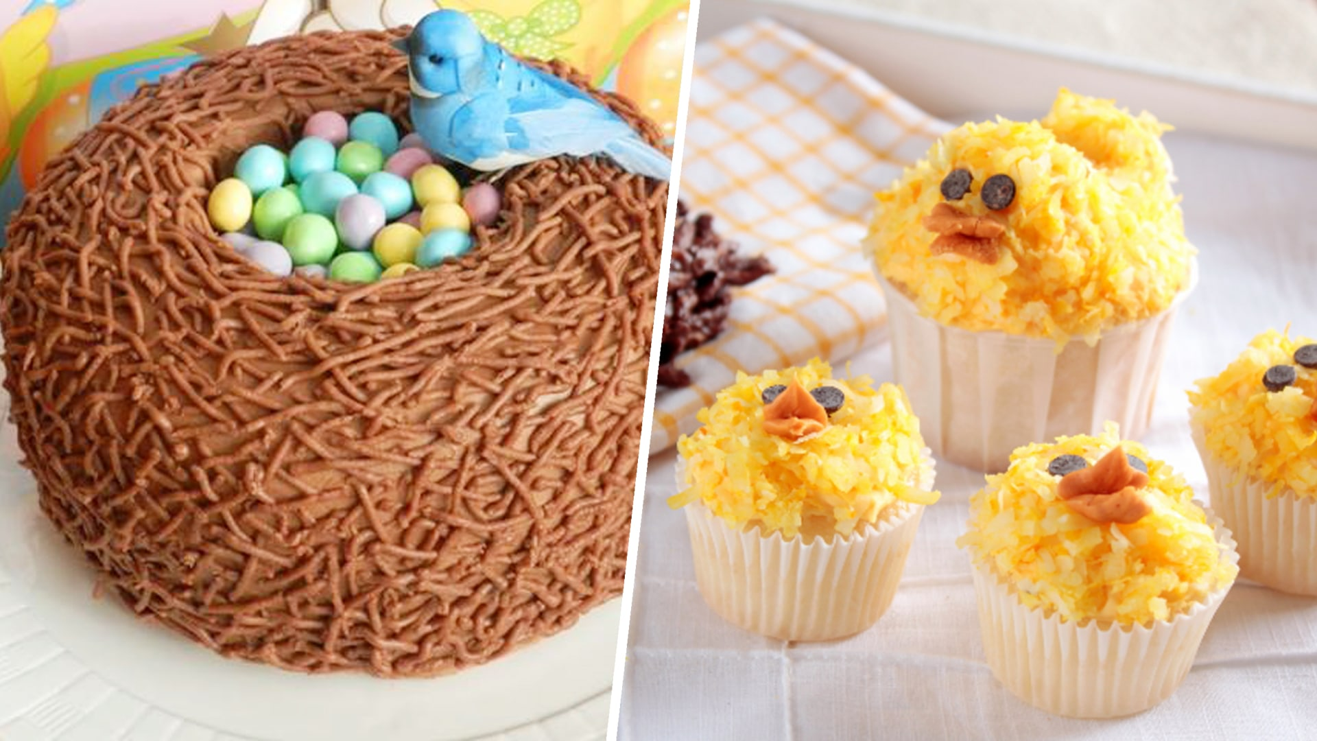 Easter dessert recipes for Good desserts for easter