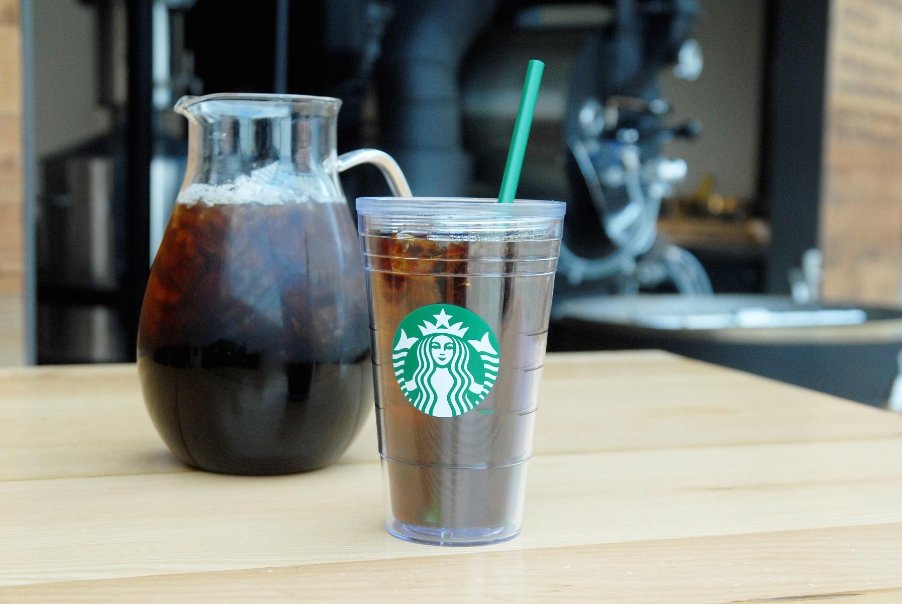 cold brew coffee starbucks