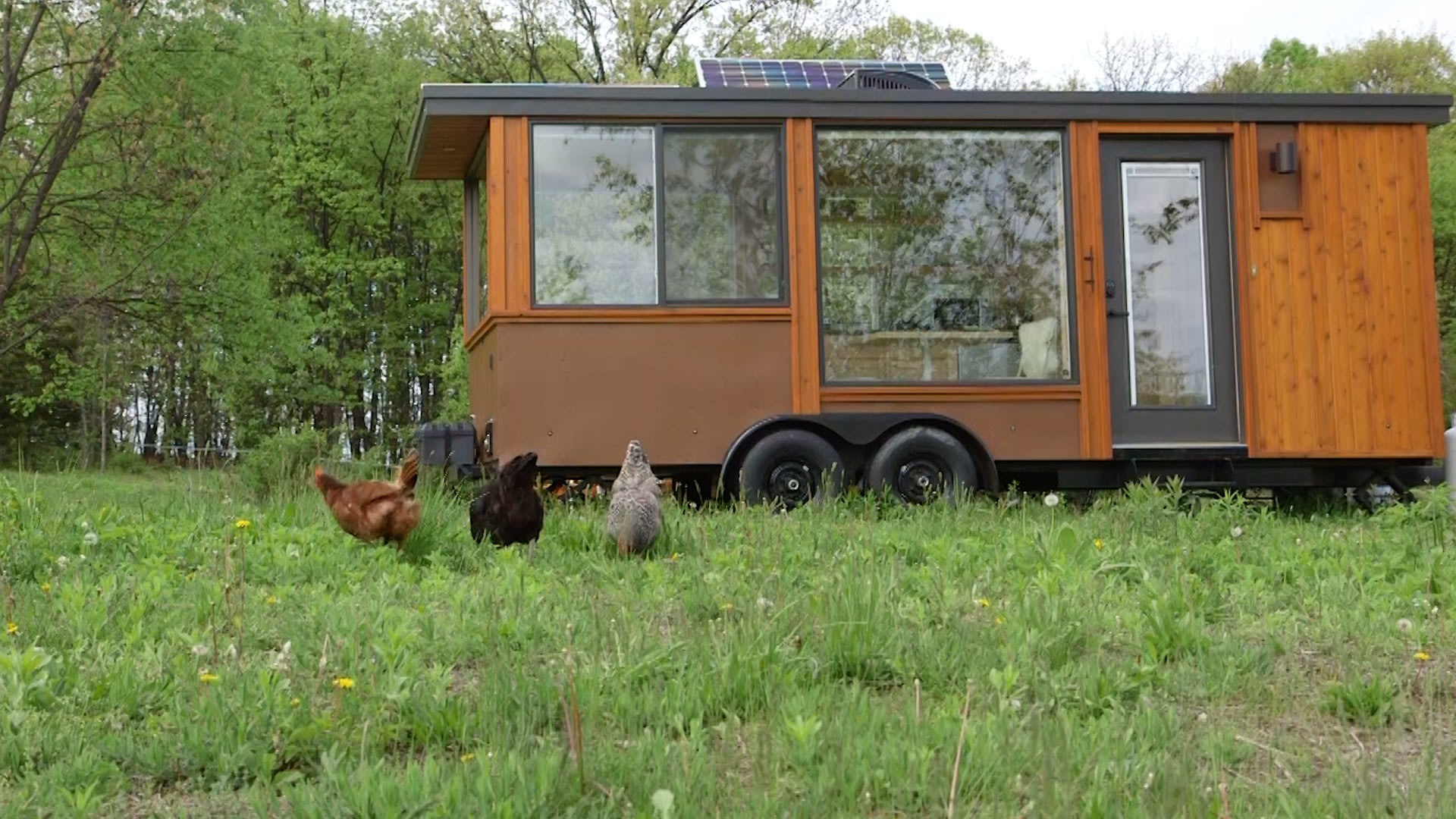 Sleep under the stars in this tiny glass home on Hudson Valley