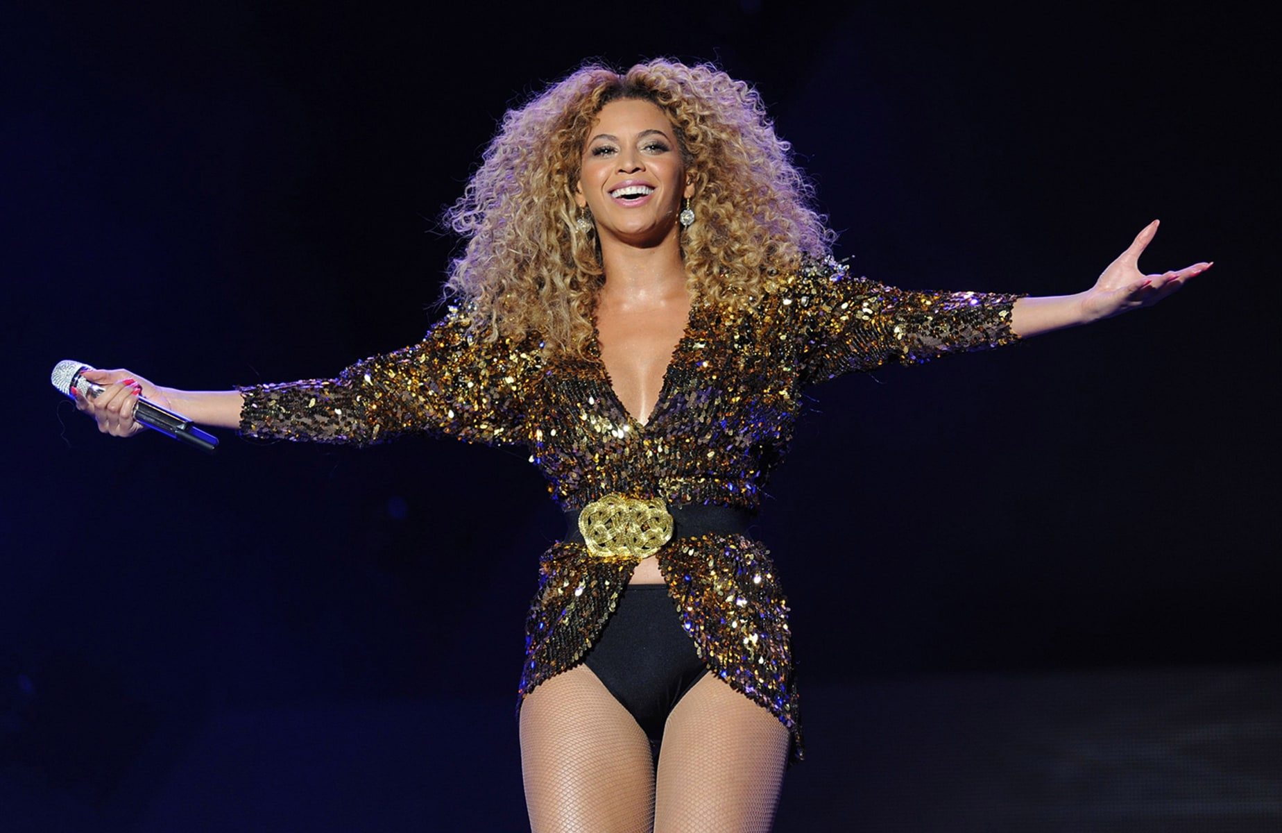 See The Singer S Latest Hair: Beyonce's Hair Evolution: See The Singer's Stunning Styles