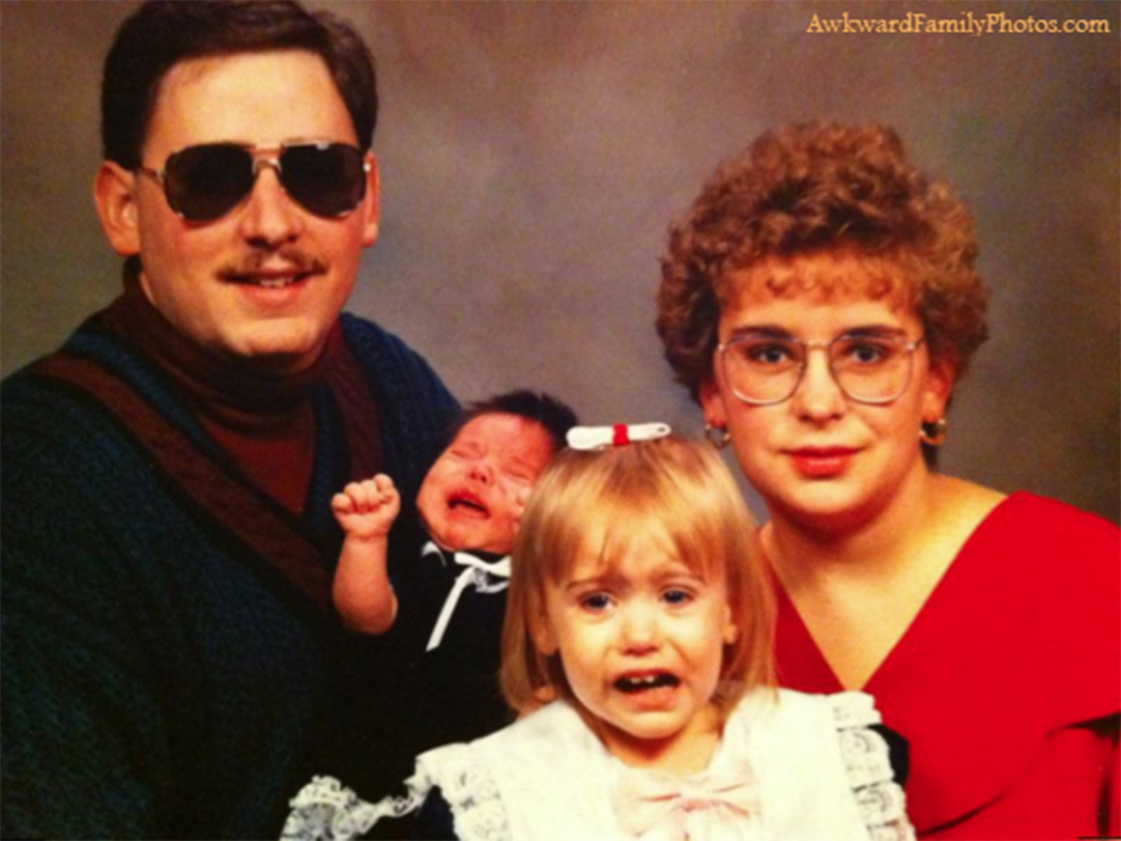Celebrate Fathers Day with these Awkward Dad photos