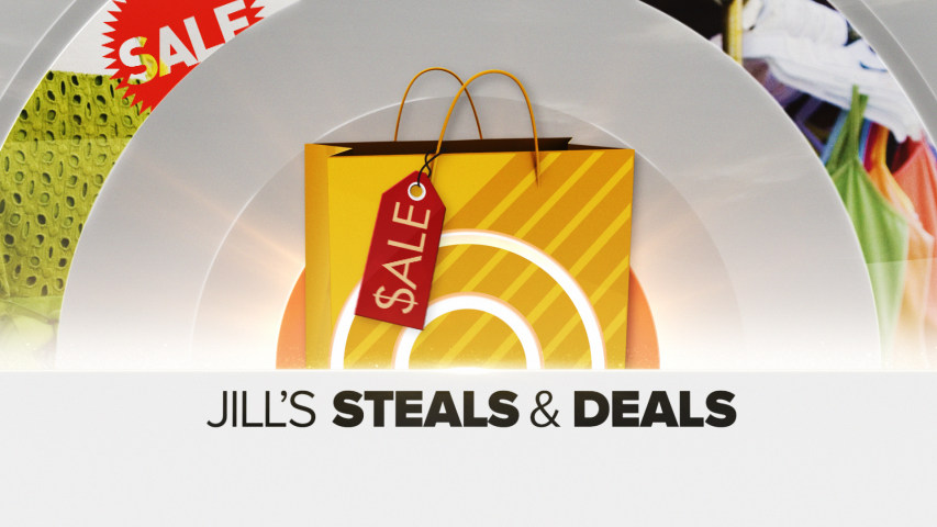 Jill's steals and deals on nbc today show