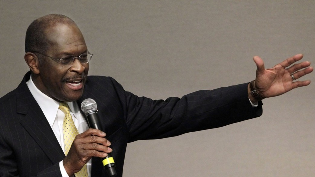the suspension of herman cains presidential campaign