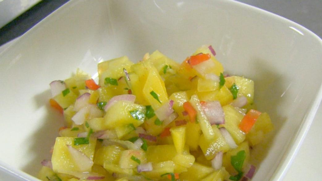 how to make good salsa