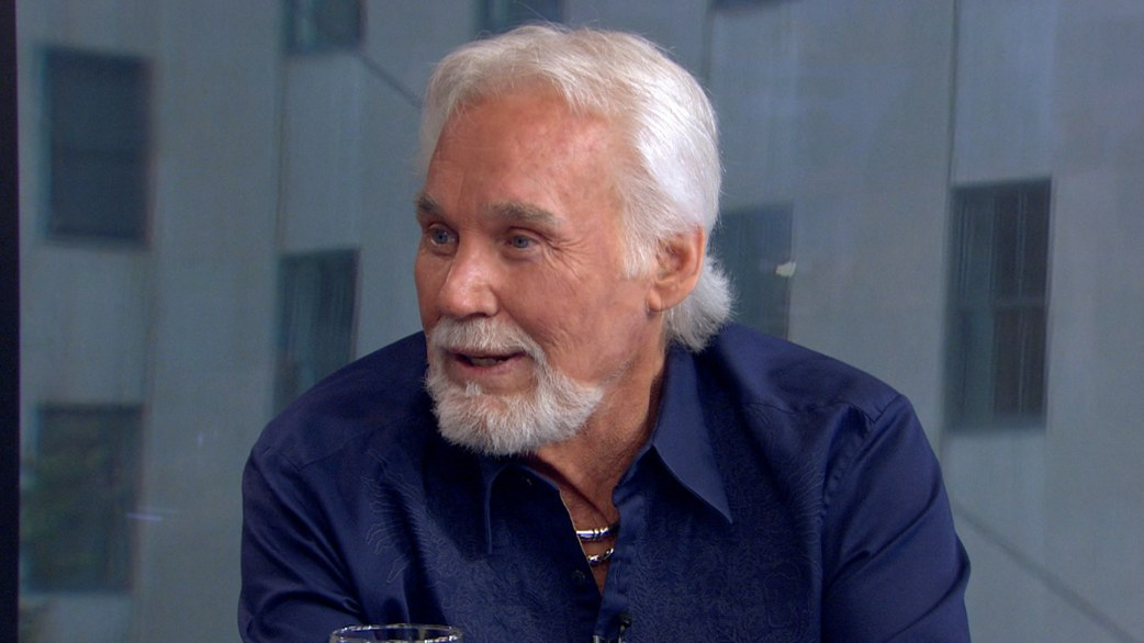 Kenny Rogers on Dolly Parton: 'We just flirted' - TODAY.com
