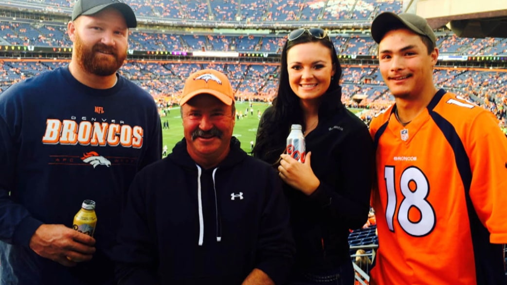 Missing Broncos Fan Found Safe Back With Family Today Com