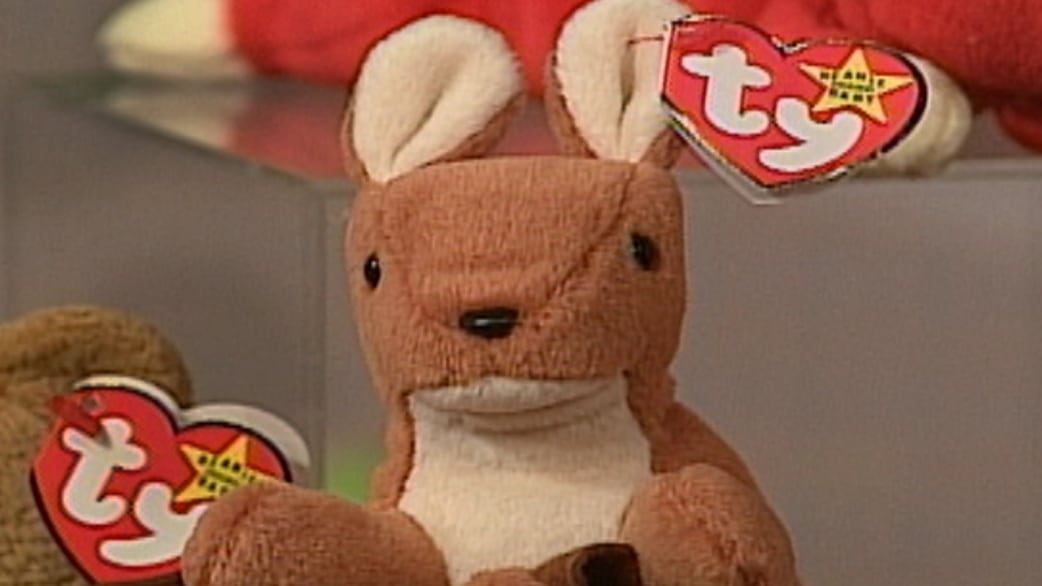 6c411e0c497 Remember Beanie Babies  TODAY looks at  90s craze - TODAY.com