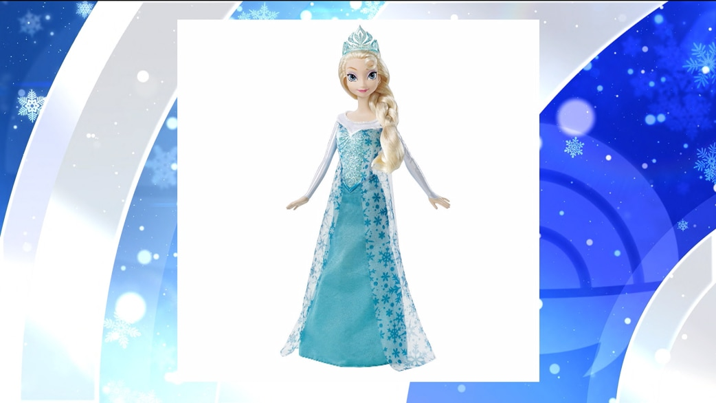 Frozen doll\' and other Christmas gifts gone wrong - TODAY.com