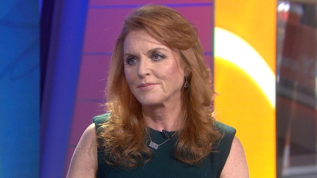 Sarah Ferguson denies sex claims about Prince Andrew ...