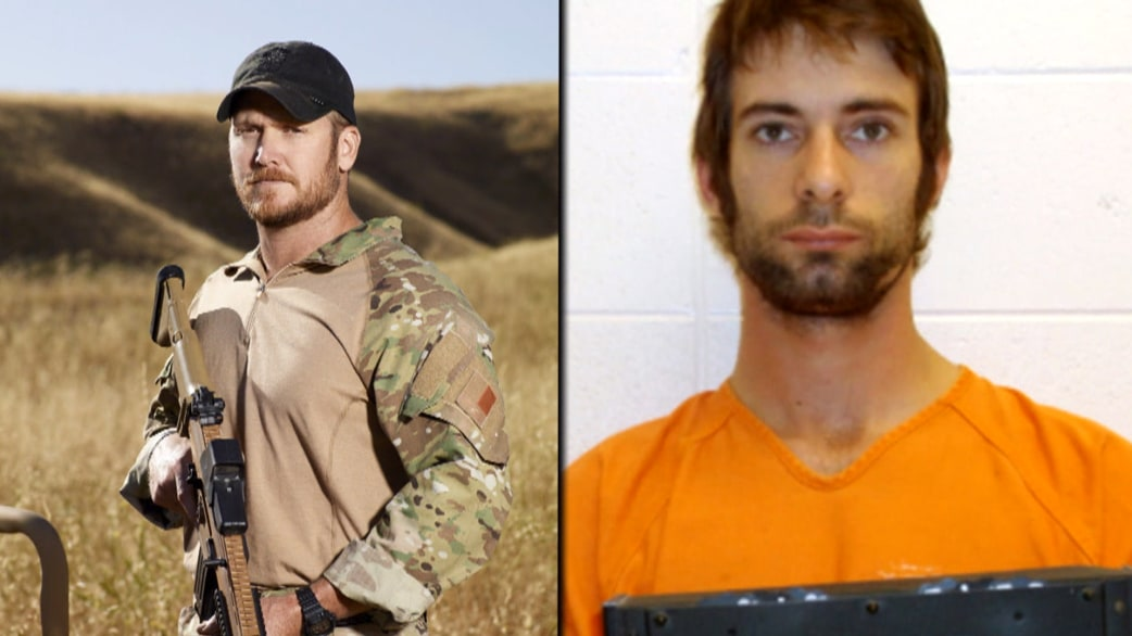 Eddie Ray Routh found guilty in 'American Sniper' trial