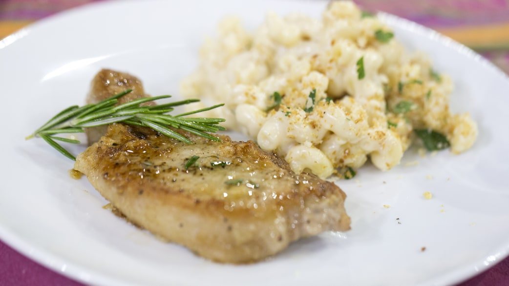 Make easy rosemary pork chops for dinner - TODAY.com