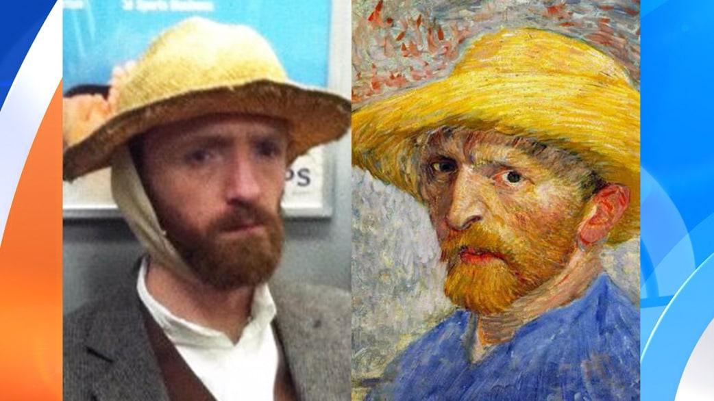 Vincent Van Gogh S Doppelganger Turns Heads In Brooklyn
