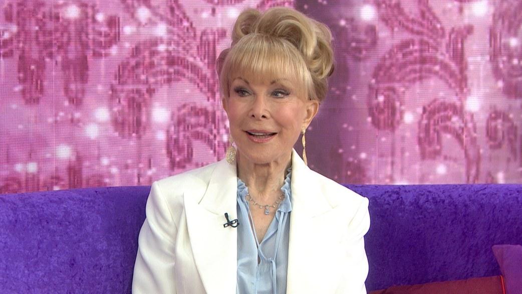 Barbara Eden Reveals Secrets Of I Dream Of Jeannie