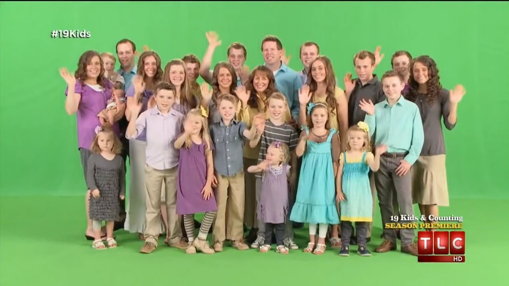 Duggar show '19 Kids and Counting' canceled, sex abuse doc slated for TLC