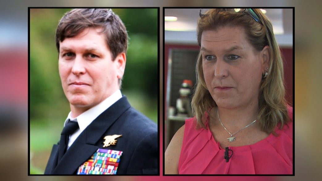Kristin Beck, the SEALs Warrior Princess Who Came Out as