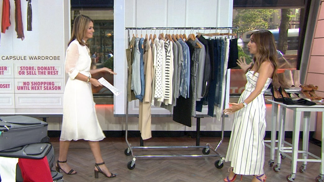Can A Capsule Wardrobe Change Your Life By Downsizing