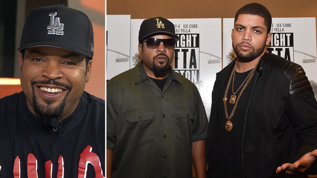 Ice Cube Son Related K... Ice Cubes Son Doughboy