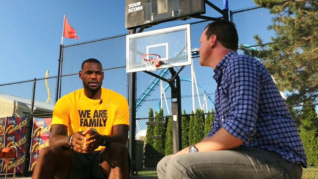 Lebron James I Ll Help Pay For Hundreds Of Kids To Go To