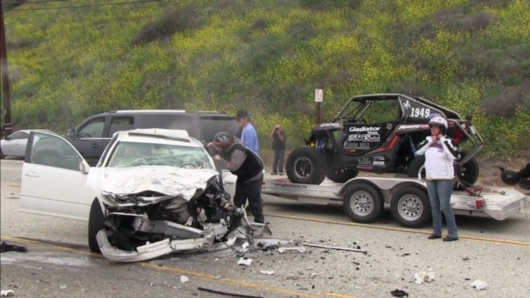 Car Wrecks Today: Caitlyn Jenner Could Face Manslaughter Charge In Malibu
