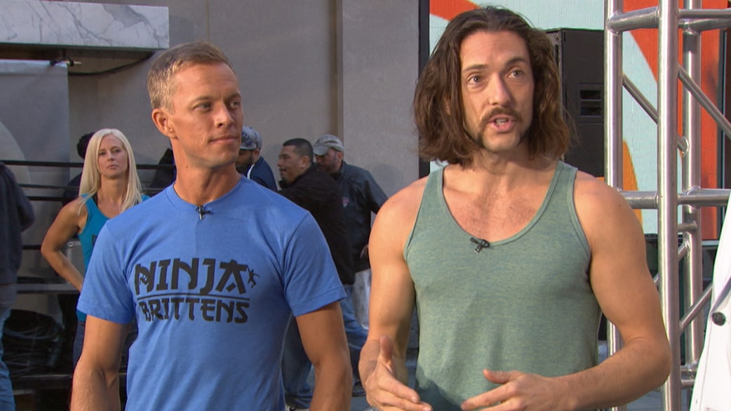 Meet first competitors to complete 'American Ninja Warrior' course ...