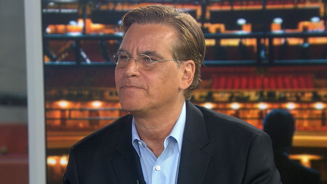 aaron sorkin screenwriting advice for new parents