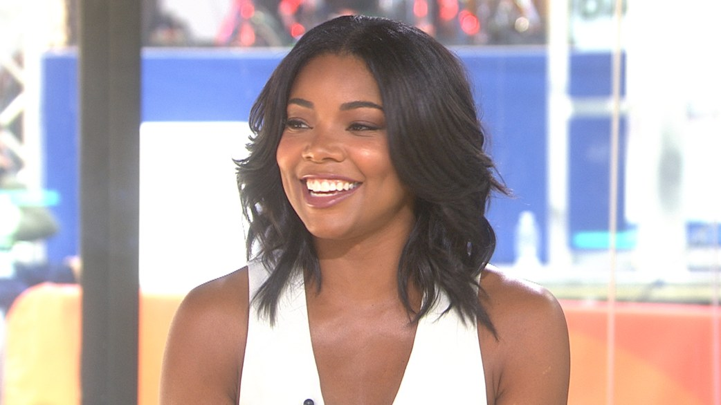 Gabrielle Union on IVF marriage and Being Mary Jane - Gabrielle Union Hairstyles
